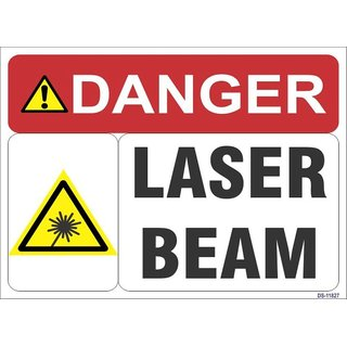 SignageShop  High quality Vinyl Laser Beam Sign (Pack of 5 Nos)