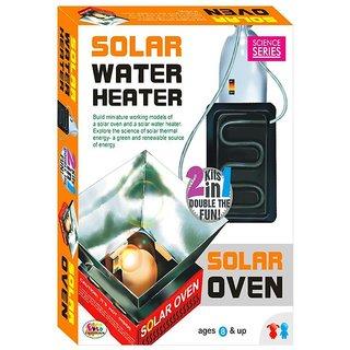 Ekta Solar Water Heater/Solar Oven