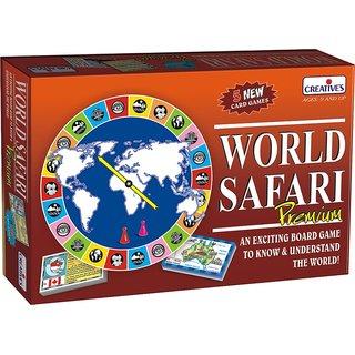 World Safari Premium