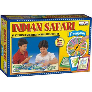 Indian Safari (Premium)
