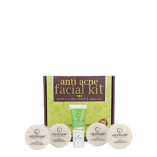 Anti Acne Facial Kit(155Gm)