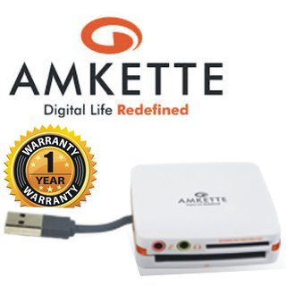 Amkette Multi Cardreader