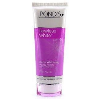 Ponds flawless white Facial Foam 100gm