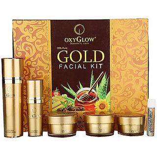 Oxyglow Gold Facial Kit 190gm