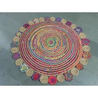 Luanda Circular Rug