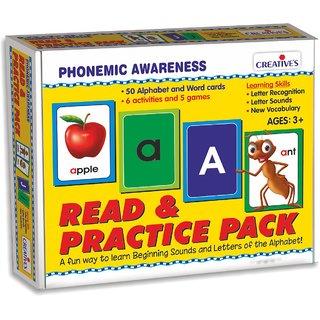 Read  Practice Pack-(Plastic Box)