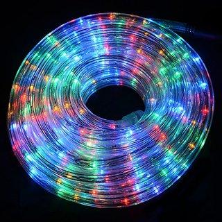 Multi color LED Rope light
