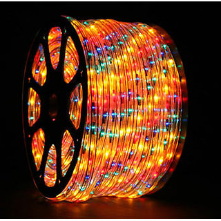 multy color rope light