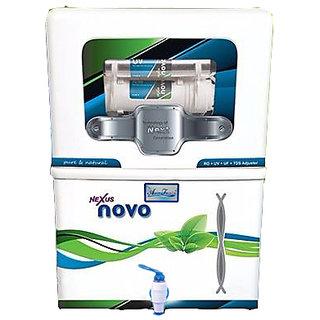 Aqua Frisch 12 L Nexus Novo Blue Ro+Uv+Uf+Tds Adjuster Water Purifier