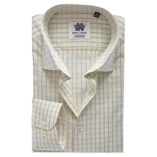Mens Formal shirts from Saint  stitch, London