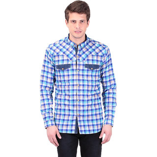 TAG 7 Multicolor Designer Shirts For Men