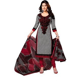 Cotton Printed Salwar Suit Dupatta Material
