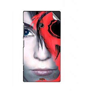 INSTYLER Mobile Sticker For Nokia Lumia 520 sticker431
