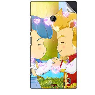 INSTYLER Mobile Sticker For Nokia Lumia 525 sticker549