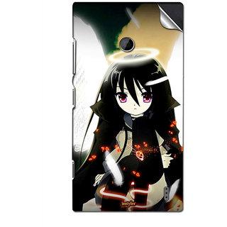 INSTYLER Mobile Sticker For Nokia Lumia 525 sticker550
