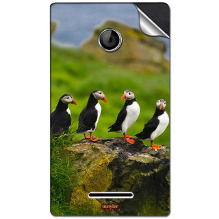 INSTYLER Mobile Sticker For Nokia Lumia 532 sticker826