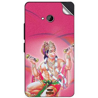 INSTYLER Mobile Sticker For Nokia Lumia 540 sticker1218