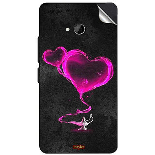 INSTYLER Mobile Sticker For Nokia Lumia 535 sticker1069