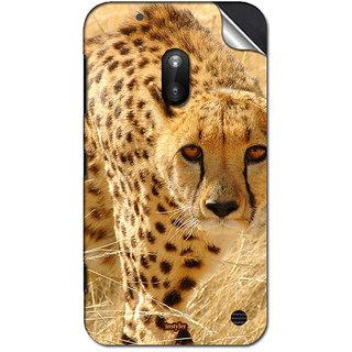 INSTYLER Mobile Sticker For Nokia Lumia 620 sticker1463