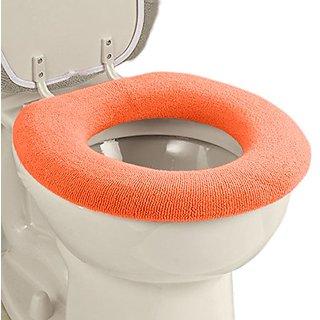Futaba O Shaped Washable Toilet Seat Cover