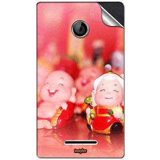 INSTYLER Mobile Sticker For Nokia Lumia 532 sticker864