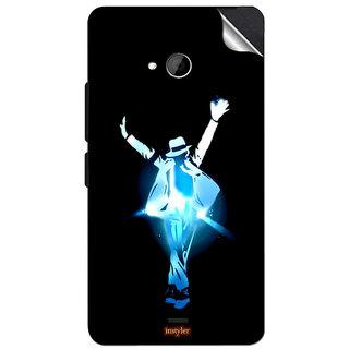 INSTYLER Mobile Sticker For Nokia Lumia 535 sticker1099