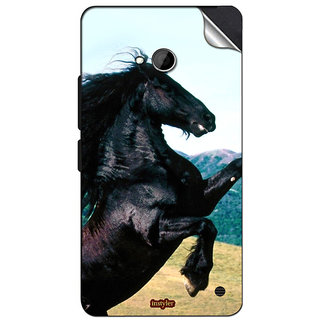 INSTYLER Mobile Sticker For Nokia Lumia 550 sticker1297