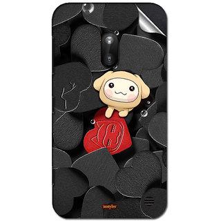 INSTYLER Mobile Sticker For Nokia Lumia 620 sticker1515