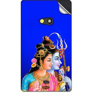 INSTYLER Mobile Sticker For Nokia Lumia 625 H sticker1695