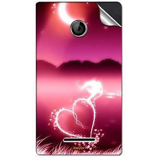 INSTYLER Mobile Sticker For Nokia Lumia 532 sticker907