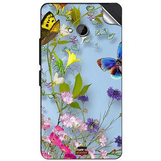 INSTYLER Mobile Sticker For Nokia Lumia 535 sticker1001