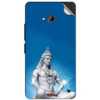 INSTYLER Mobile Sticker For Nokia Lumia 550 sticker1381