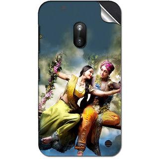 INSTYLER Mobile Sticker For Nokia Lumia 620 sticker1593