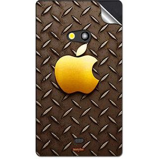 INSTYLER Mobile Sticker For Nokia Lumia 625 H sticker1608
