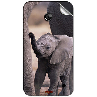INSTYLER Mobile Sticker For Nokia Lumia 630 sticker1781