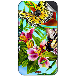 INSTYLER Mobile Sticker For Nokia Lumia 640 sticker2127
