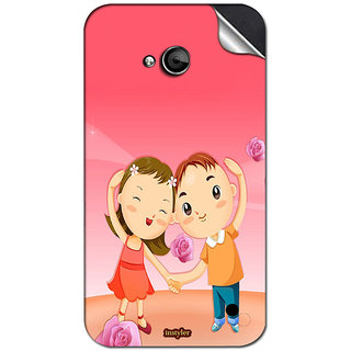 INSTYLER Mobile Sticker For Nokia Lumia 640 sticker2136