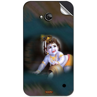 INSTYLER Mobile Sticker For Nokia Lumia 640 sticker2168