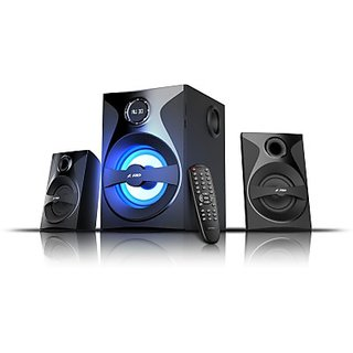 FD F380X 2.1 Bluetooth Wireless Home Audio Speaker