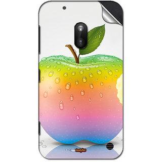 INSTYLER Mobile Sticker For Nokia Lumia 620 sticker1443