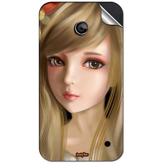 INSTYLER Mobile Sticker For Nokia Lumia 630 sticker1828