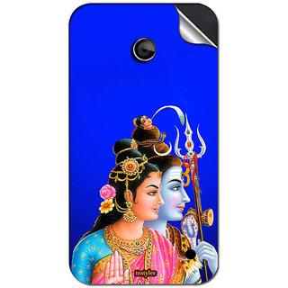 INSTYLER Mobile Sticker For Nokia Lumia 630 sticker1855