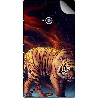 INSTYLER Mobile Sticker For Nokia Lumia 720 sticker2420