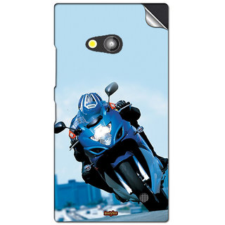 INSTYLER Mobile Sticker For Nokia Lumia 730 sticker2591