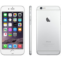 Apple iPhone 6 (1 GB, 64 GB, Silver)