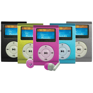 Zebronics Sigma Two 4GB Mp3 Player