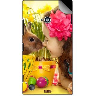 INSTYLER Mobile Sticker For Nokia Lumia 720 sticker2467