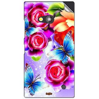 INSTYLER Mobile Sticker For Nokia Lumia 730 sticker2637