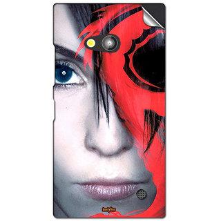 INSTYLER Mobile Sticker For Nokia Lumia 730 sticker2671