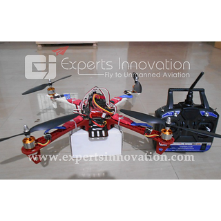 Flower Dropping Quadcopter Kit with Autopilot( Ready to Fly)
